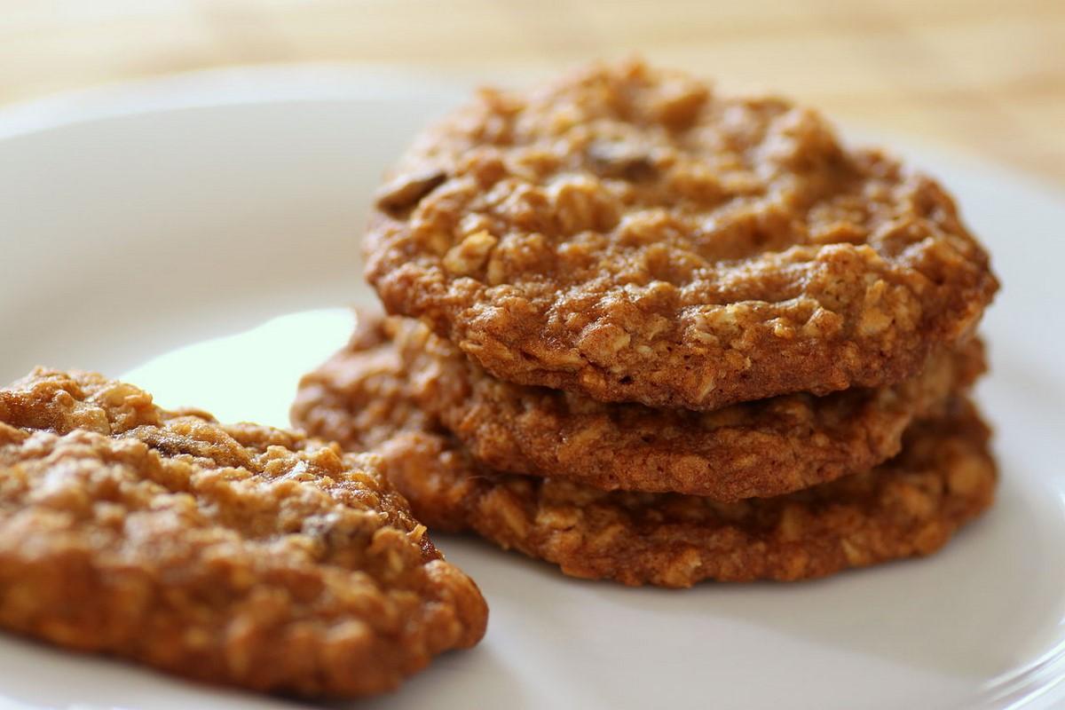 рецепт вкусных и простых печений