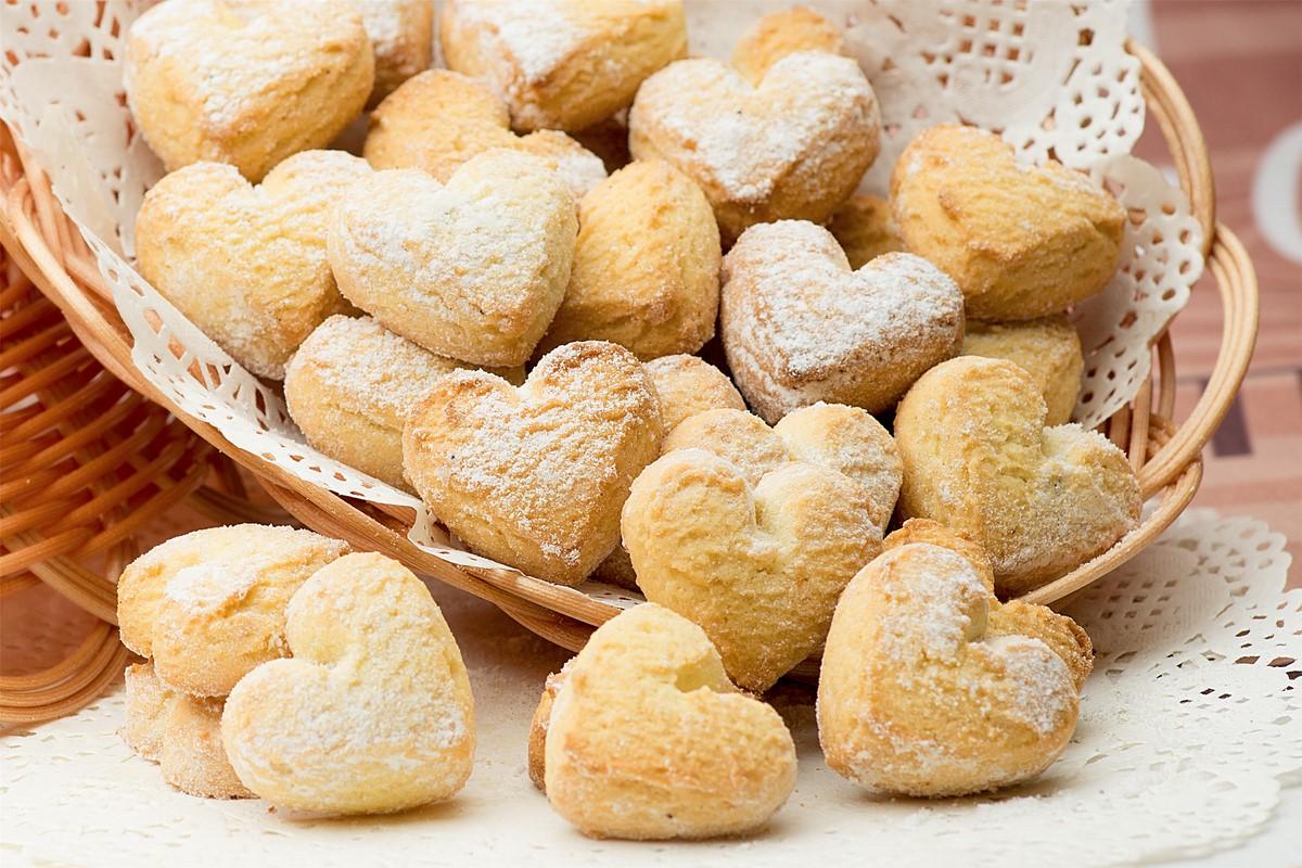 простой рецепт печенья в домашних условиях рецепт печенья быстро