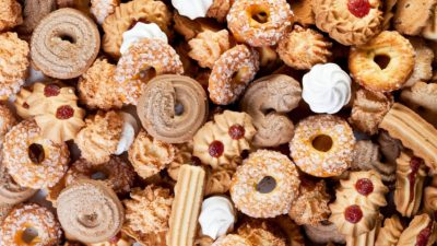 печенья рецепт с фото