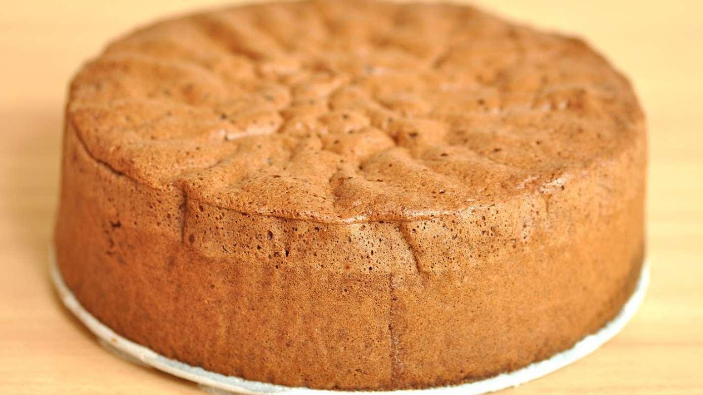 как приготовить бисквит рецепт
