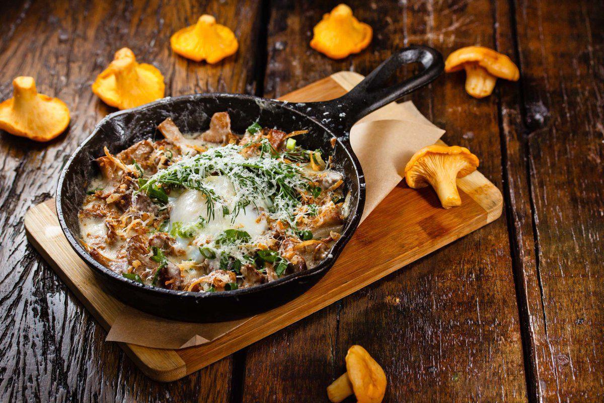 рецепт приготовления жульена с грибами и с курицей