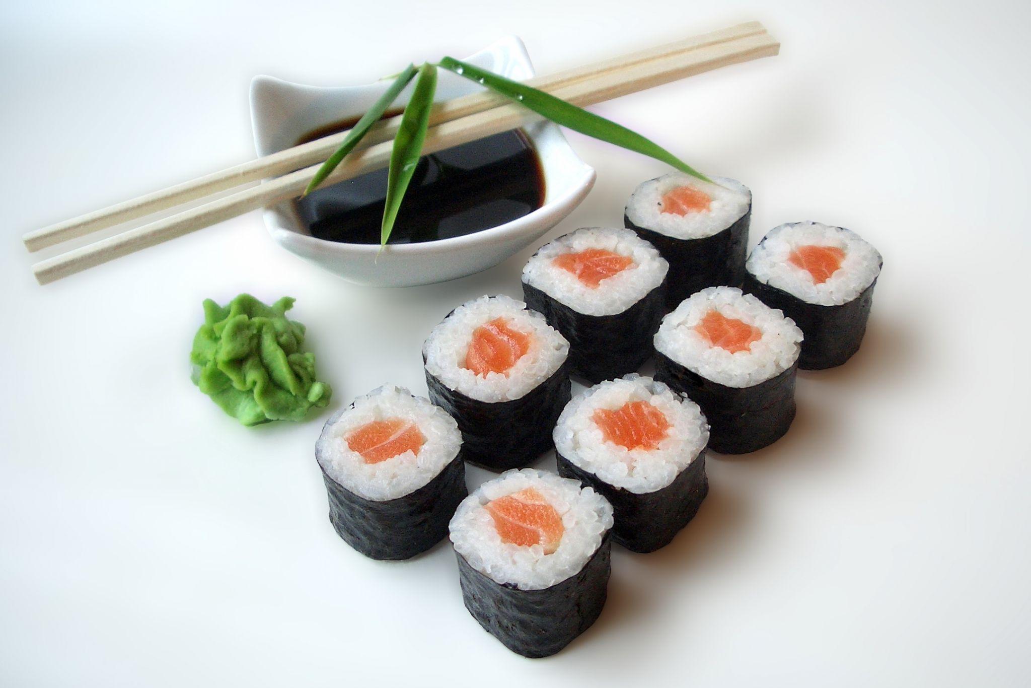 суши рецепт фото
