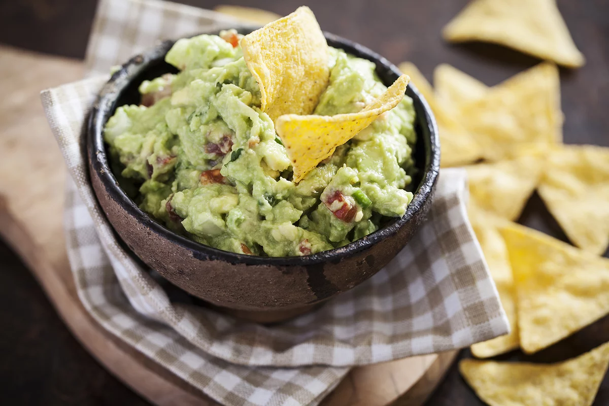 рецепт гуакамоле с авокадо фото